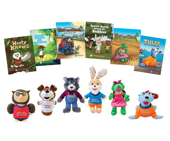 Puppet and Storybook Pack
