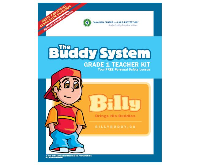 Billy Bring his Buddies Teacher Guide