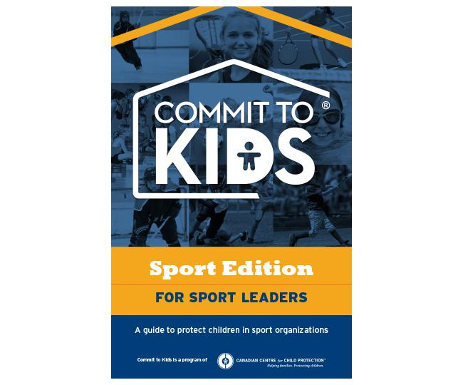 Commit to Kids Guide for Sport Leaders