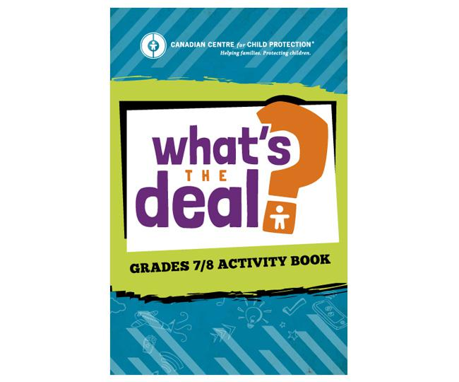 What's the Deal Activity Book 7/8