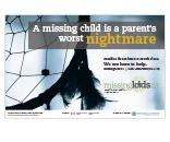 "Image: MissingKids.ca ""Worst Nightmare"" Campaign Card"