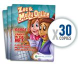 Image: 30 Pack of: Zoe & Molly Grade 3
