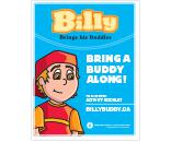 Image: Billy Brings his Buddies Activity Book