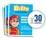 Image: 30 Pack of: Billy Brings his Buddies Activity Book
