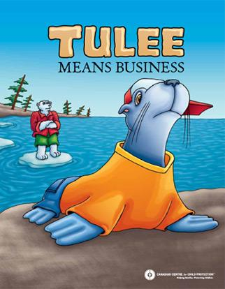 Tulee Means Business Storybook