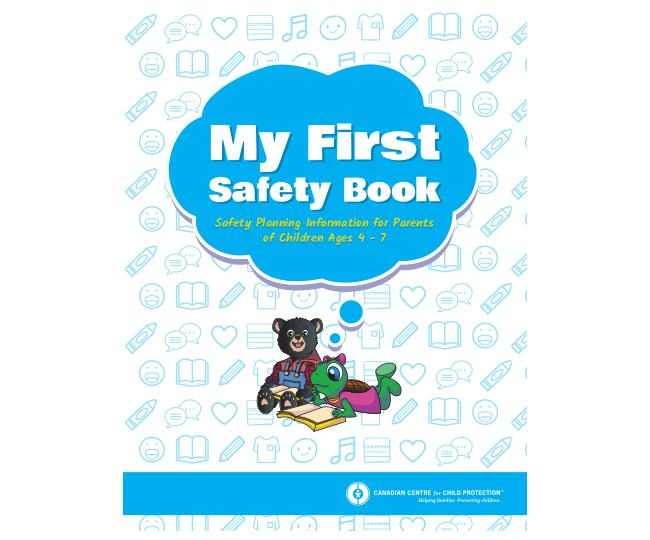 My First Safety Book